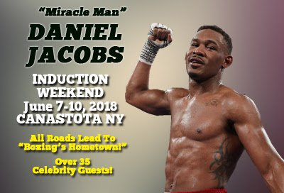 Daniel Jacobs Press Room