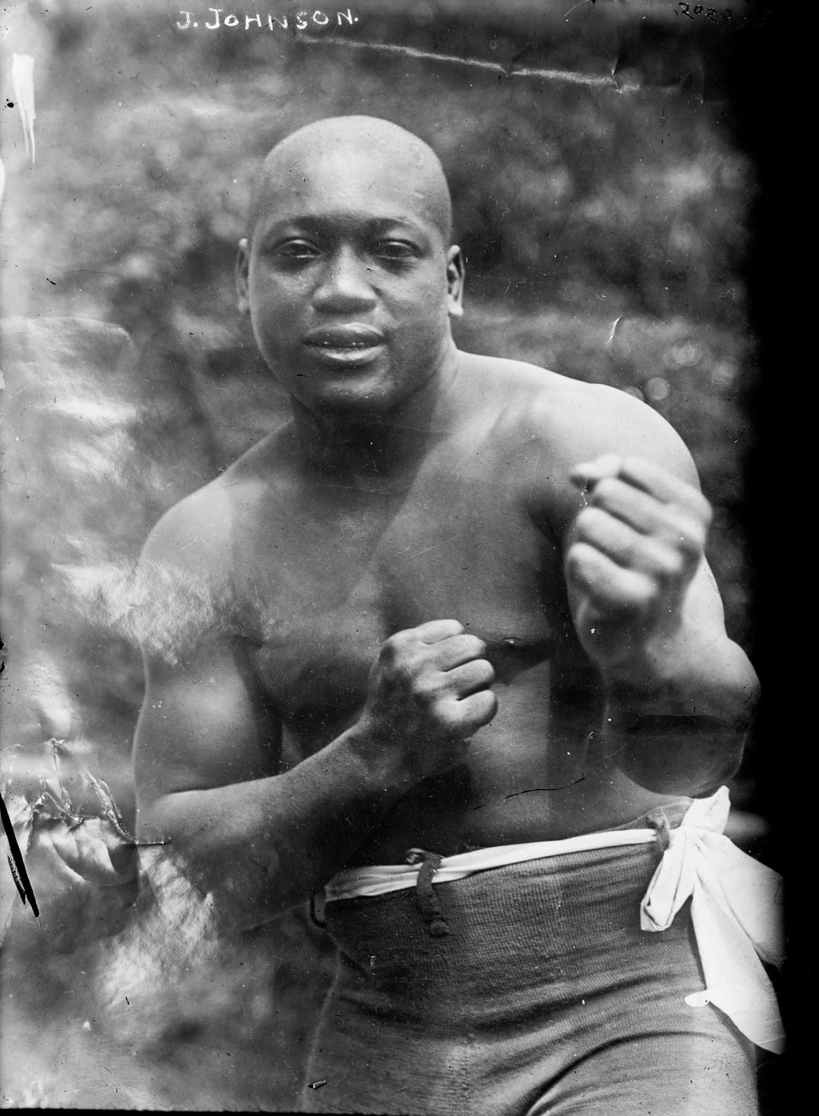 Jack Johnson - U.S President Donald Trump has today pardoned Jack Johnson, the first black heavyweight champion, who was wrongly convicted in 1913 of transporting a white woman across State lines.