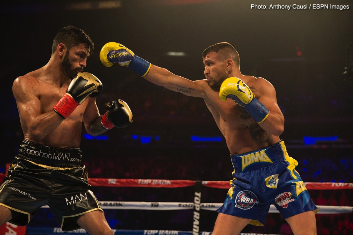 Vasyl Lomachenko set for shoulder surgery, will be out of action until December