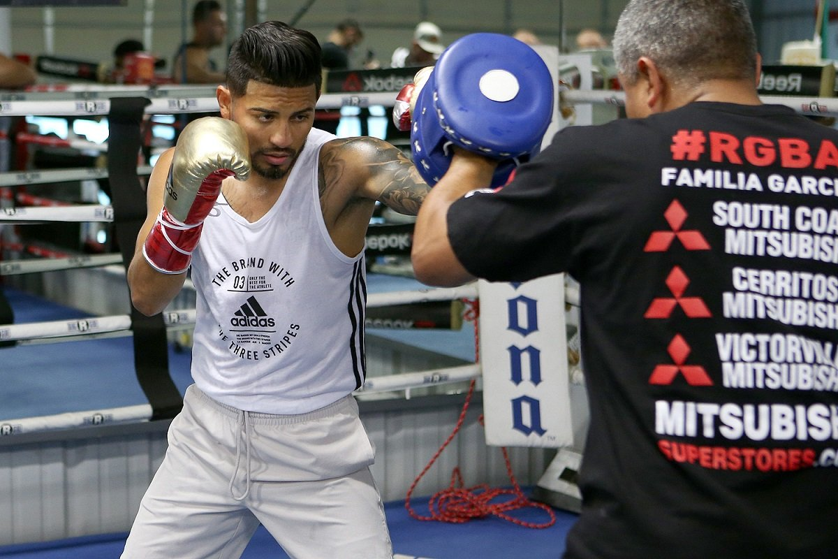 Abner Mares quotes for Leo Santa Cruz rematch on 6/9