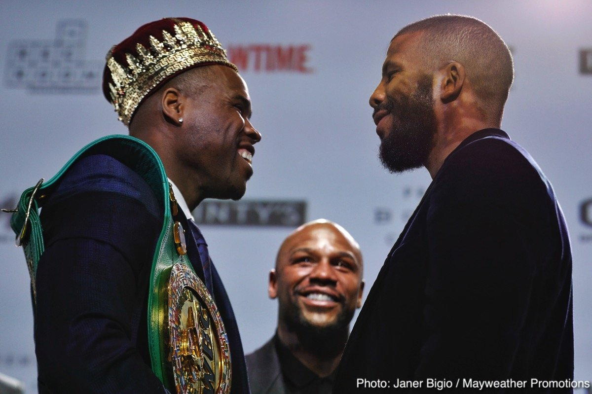 Adonis Stevenson Badou Jack Boxing News Top Stories Boxing