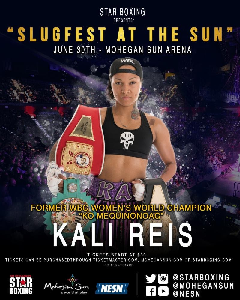 Joe Smith Jr. Kali Reis Press Room