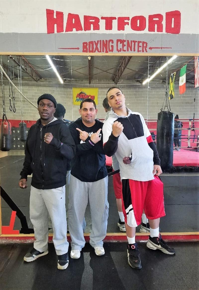 Richard Rivera fights on June 16 in Hartford, CT