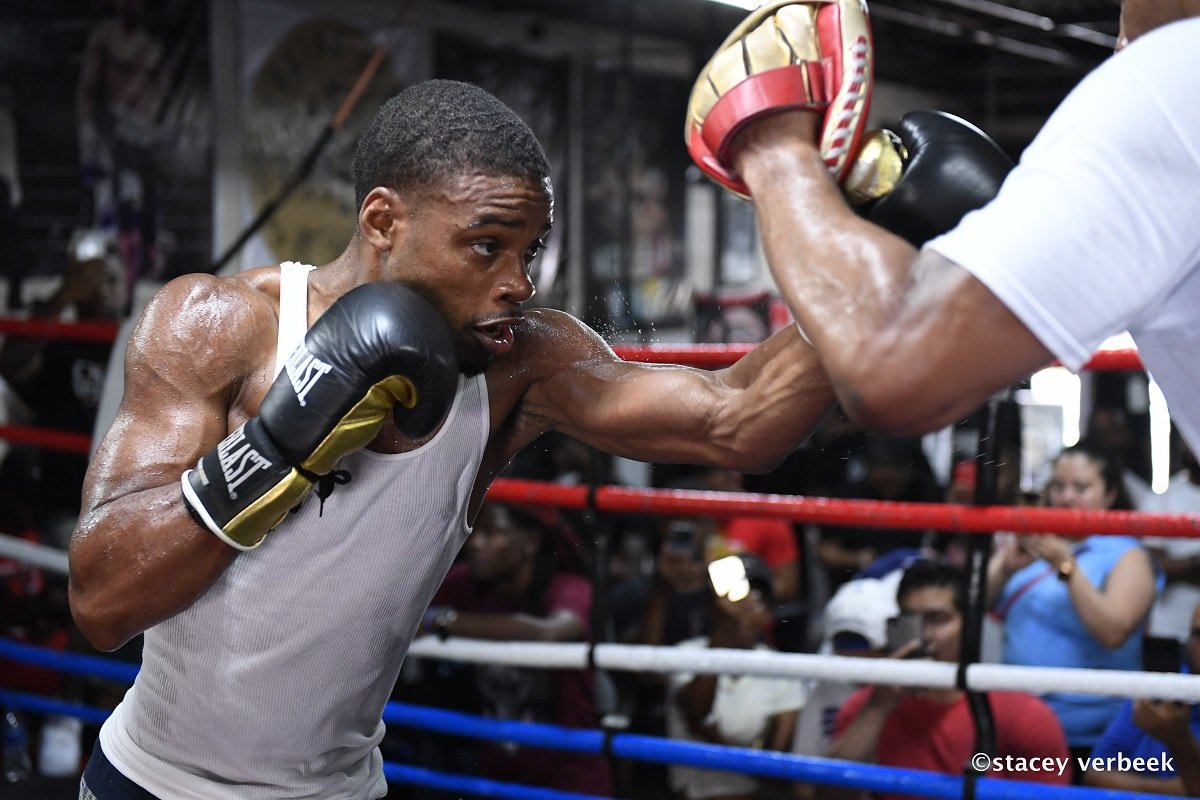 Carlos Ocampo Errol Spence Jr. Boxing News