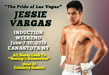 Jessie Vargas Press Room