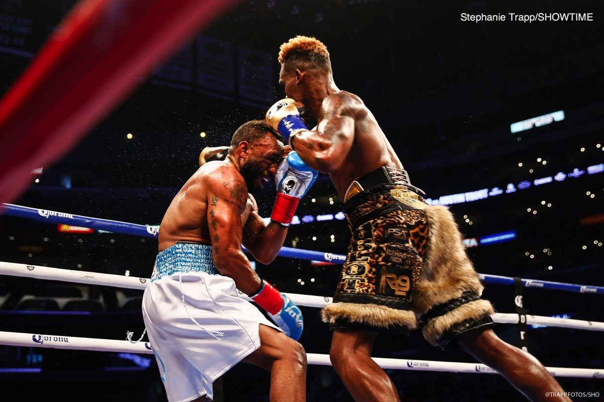 Austin Trout Jermell Charlo Boxing News Boxing Results Top Stories Boxing