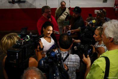 Claressa Shields Hanna Gabriels Boxing News