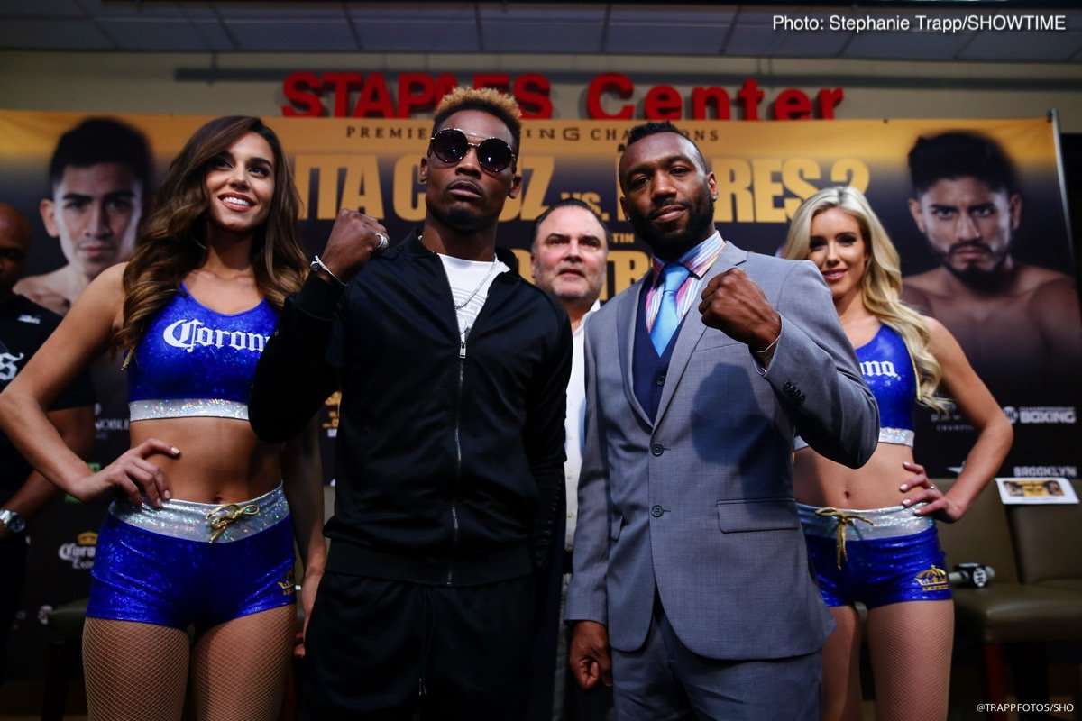 Austin Trout Jermell Charlo Boxing News Top Stories Boxing