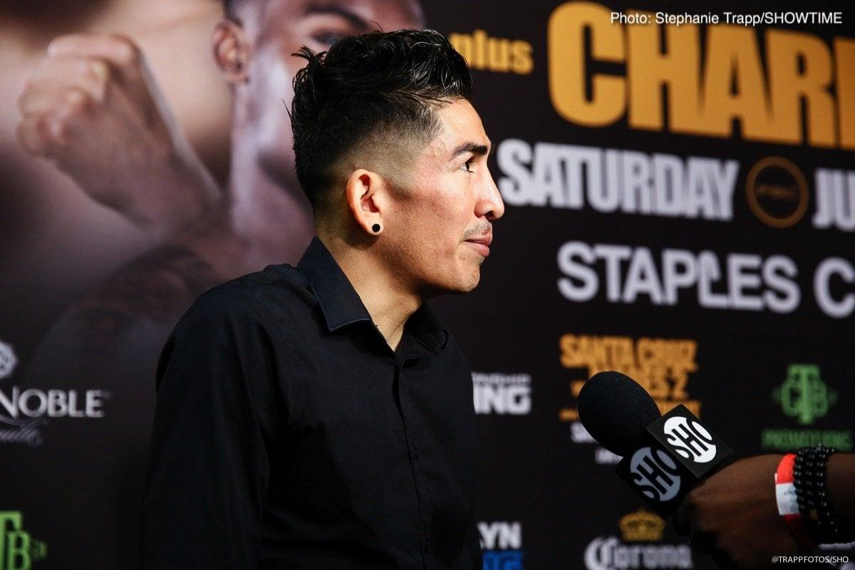 Abner Mares Leo Santa Cruz Boxing News