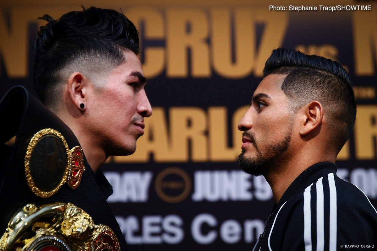 Abner Mares Leo Santa Cruz Boxing News Top Stories Boxing