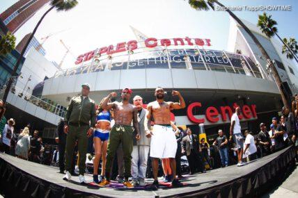 Abner Mares, Austin Trout, Jermell Charlo, Leo Santa Cruz - Boxing News