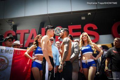 Abner Mares Austin Trout Jermell Charlo Leo Santa Cruz Boxing News