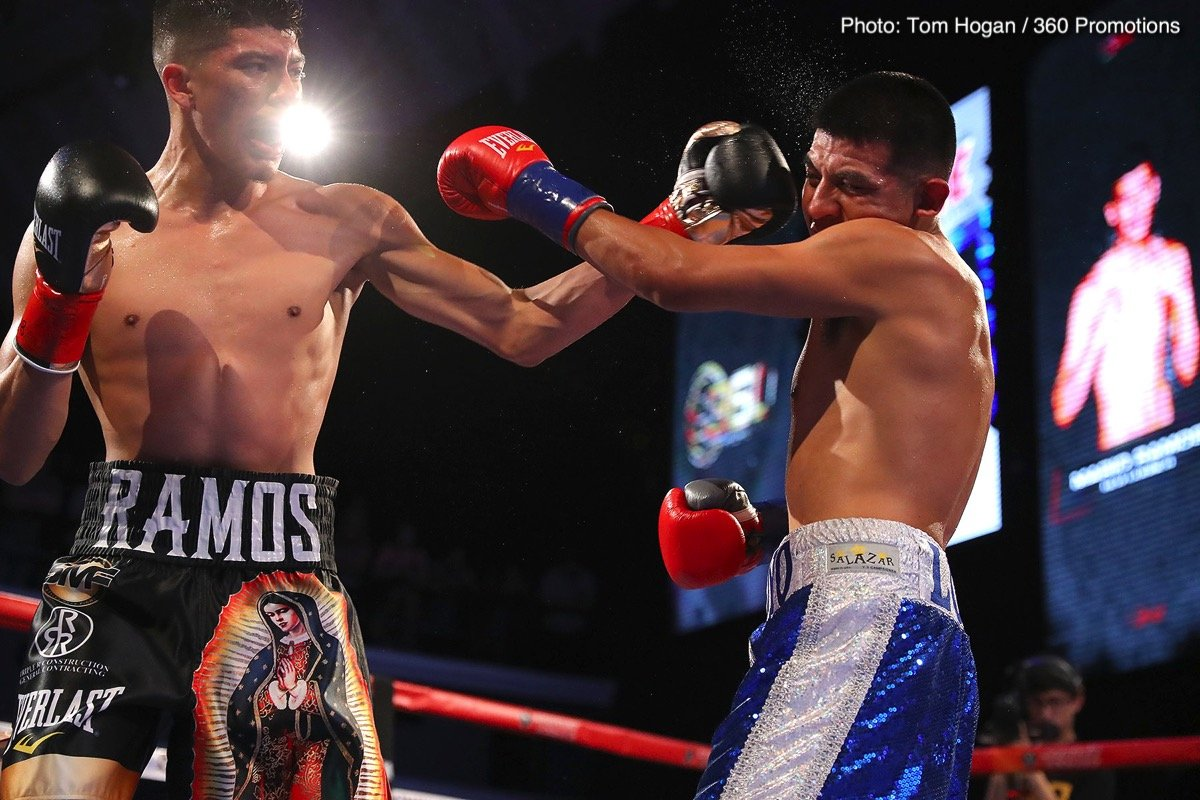 Denis Shafikov Hector Suarez Boxing News Boxing Results