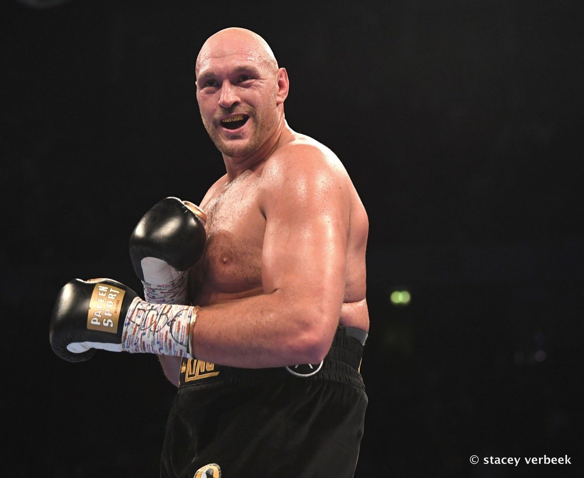 Anthony Joshua Deontay Wilder Tyson Fury Boxing News