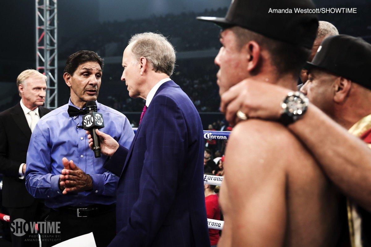 Carlos Ocampo Errol Spence Boxing News Boxing Results