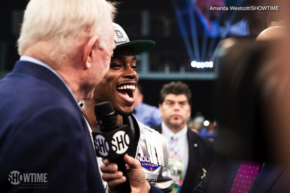 Mikey Garcia - Unbeaten welterweight champion Errol Spence Jr. and undefeated four-division champion Mikey Garcia will go face-to-face at a special FOX PBC PRESS CONFERENCE that will air live on FOX and FOX Deportes this Saturday, February 16 at 4:30 p.m. ET/1:30 p.m. PT from Microsoft Theater at L.A. Live in Los Angeles.