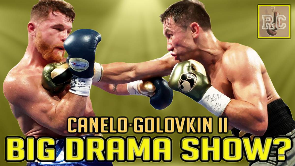 Video: Canelo-Golovkin II – Big Drama Show?