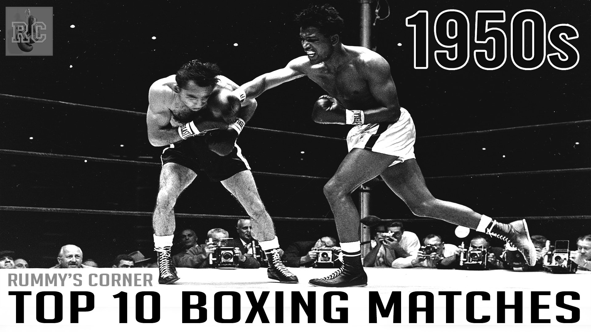 Video: Best Boxing Matches from the 1950s
