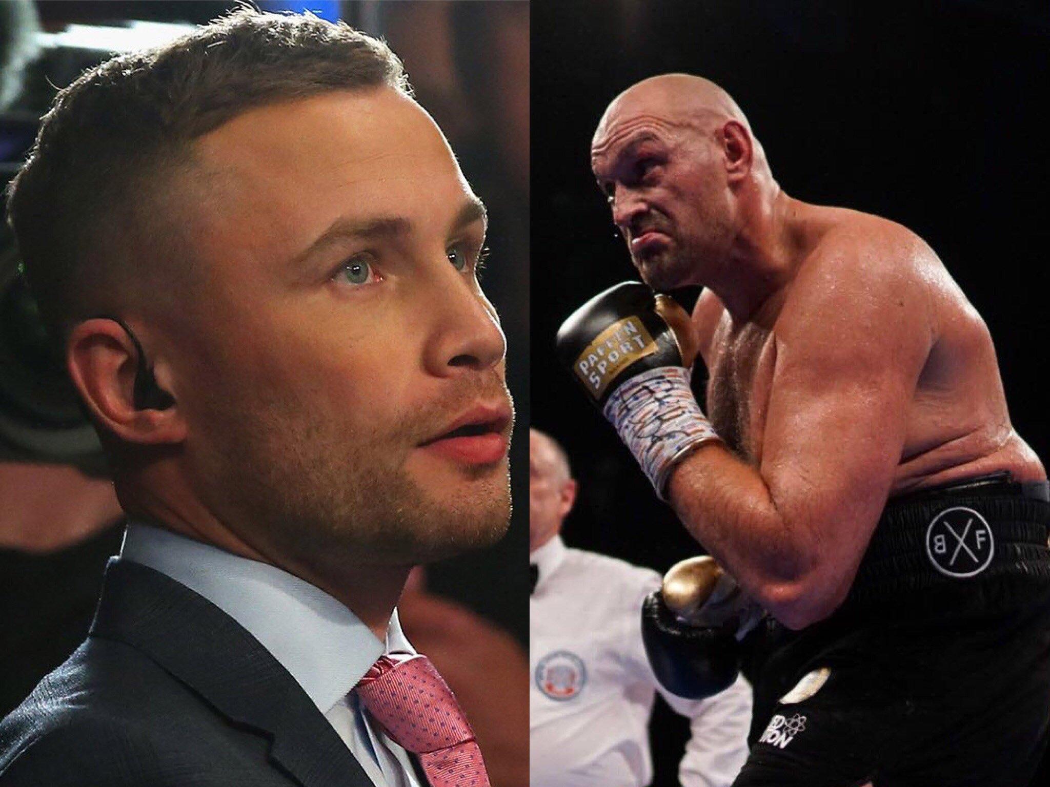 Frampton vs Jackson; Barnes vs  Rosales & Tyson Fury: Tickets On Sale Now!