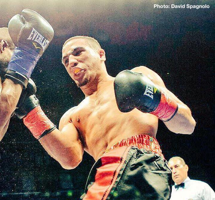 Anthony Laureano Boxing Interviews Boxing News