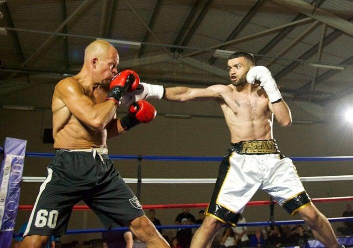 Dmitrijs Ovsjannikovs Martin Freeman Boxing News Boxing Results