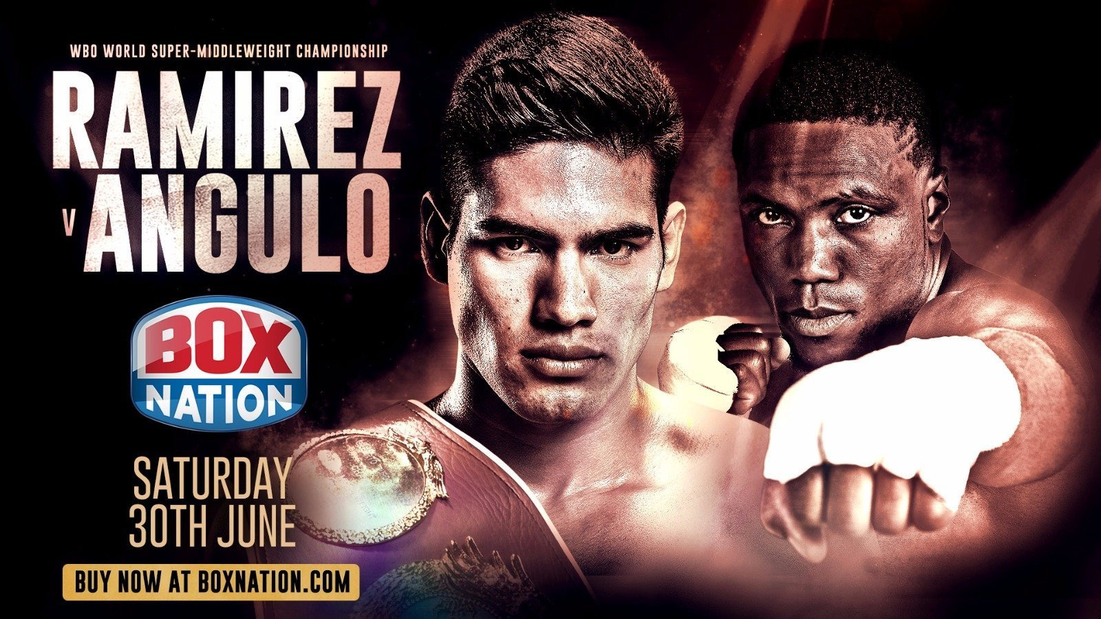 Gilberto Ramirez - This Saturday night live on ESPN, Gilberto Ramirez defends his super middleweight strap against Roamer Alexis Angulo. On the surface it appears to be a battle of unbeaten records in a main event that's broadcasted to well over 80 million households. Dive a little deeper into the resume of Angulo and one will find a hollow slate of non de script boxers.