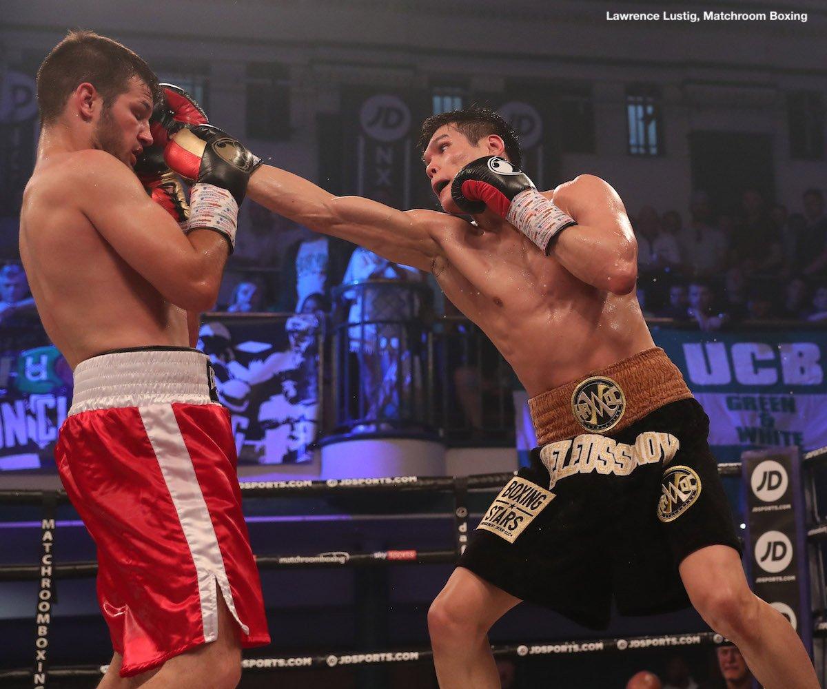 Daniyar Yeleussinov - Boxing Results