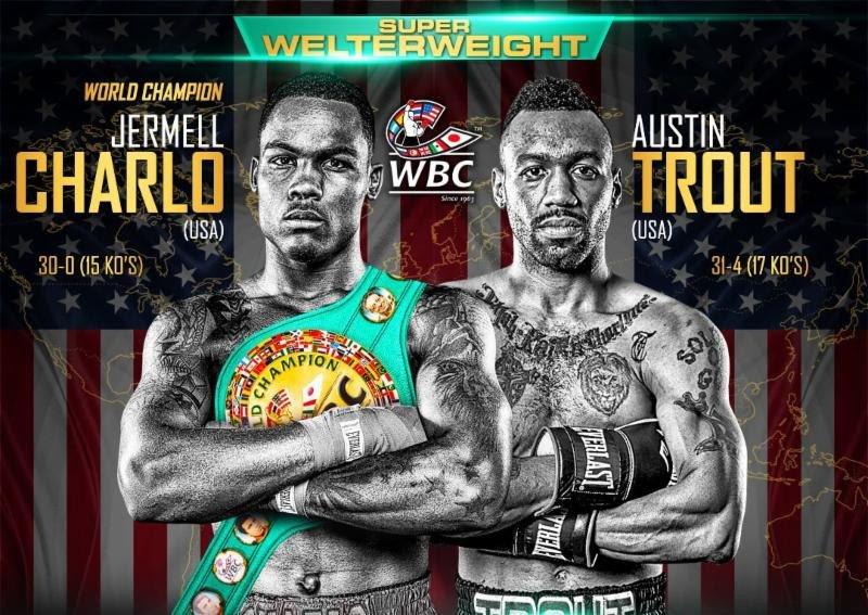 Austin Trout, Jermell Charlo - RINGSTAR PROMOTIONS PRESENTS: