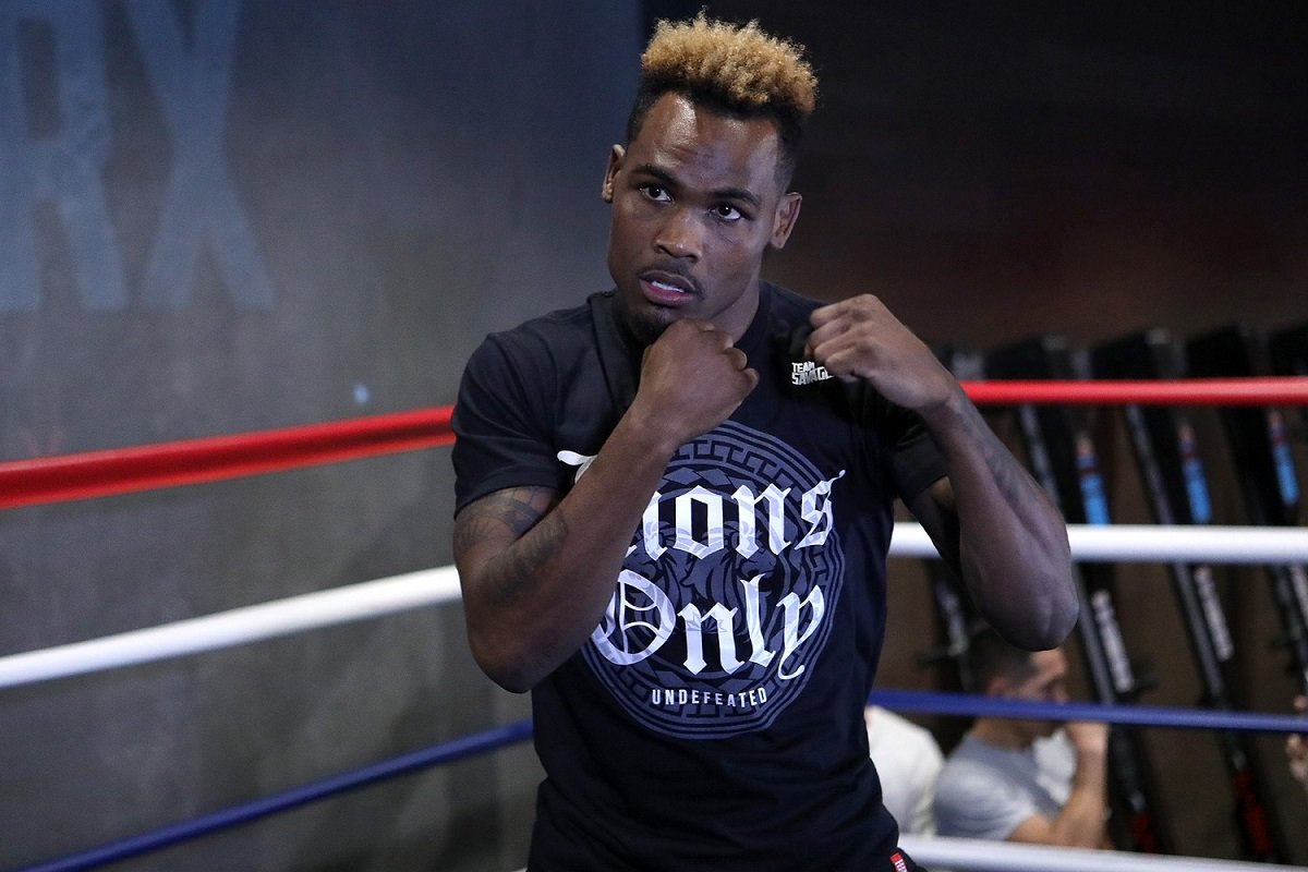 Jermell Charlo: I ain't moving up [to 160]