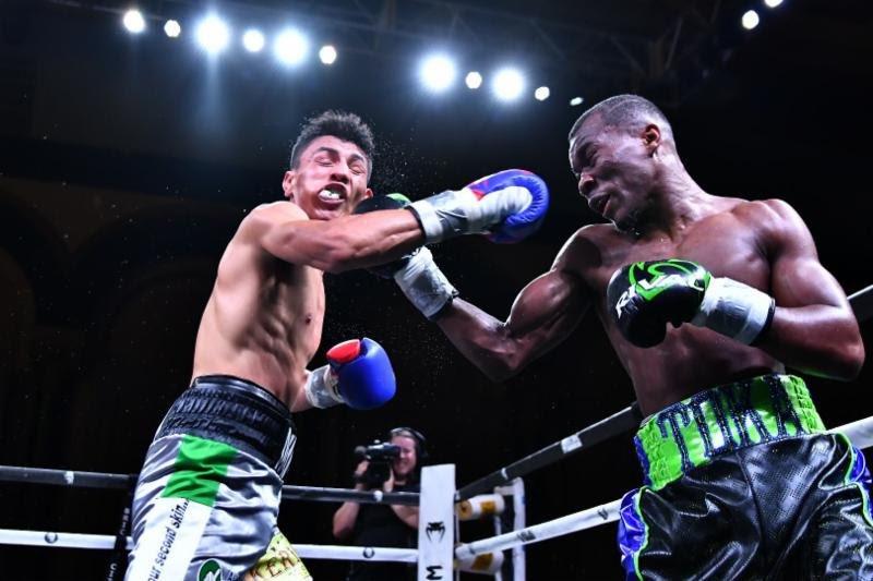 Emmanuel Dominguez Toka Kahn Clary Boxing News Boxing Results