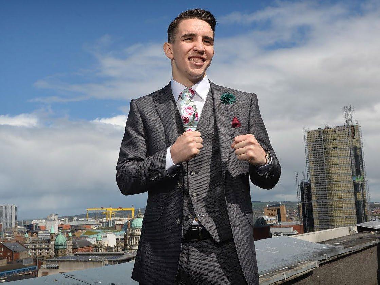 Frampton: Michael Conlan can become a big name globally