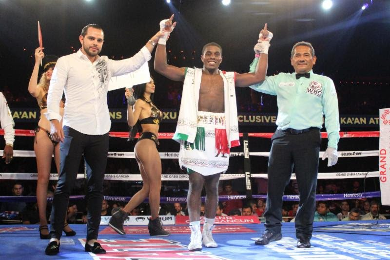 Rashidi Ellis Boxing News Boxing Results