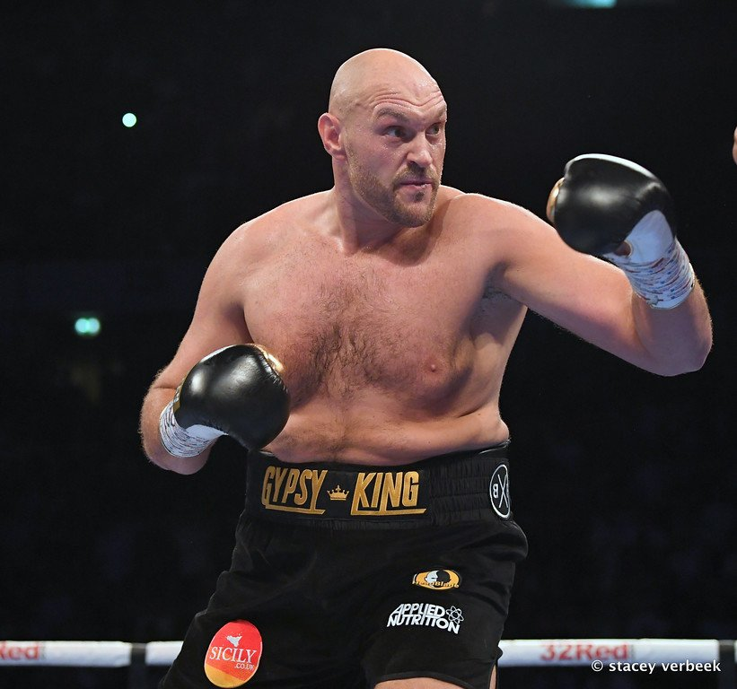 David Price Tyson Fury Boxing News British Boxing
