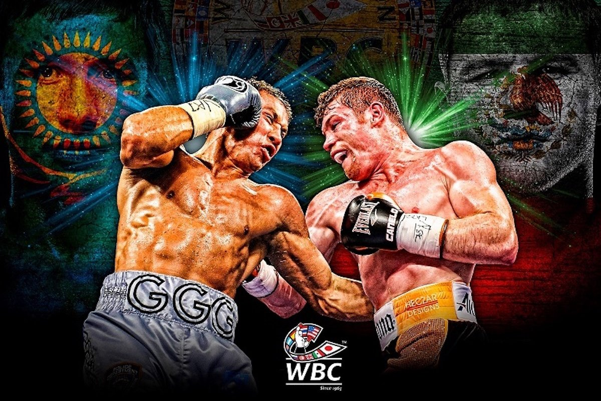 "Brandon Cook - THE MODERATOR: All these great fights I'm about to introduce will be live from Las Vegas T-Mobile Arena on September 15 as part of a special HBO Pay-Per-View Undercard featuring the highly-anticipated rematch between Lineal Middleweight champion Canelo Alvarez versus WBC, WBA and IBO Middleweight champion Gennady ""GGG"" Golovkin."