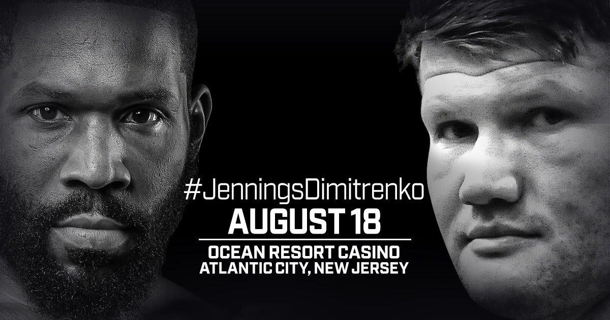 Alexander Dimitrenko Bryant Jennings Boxing News