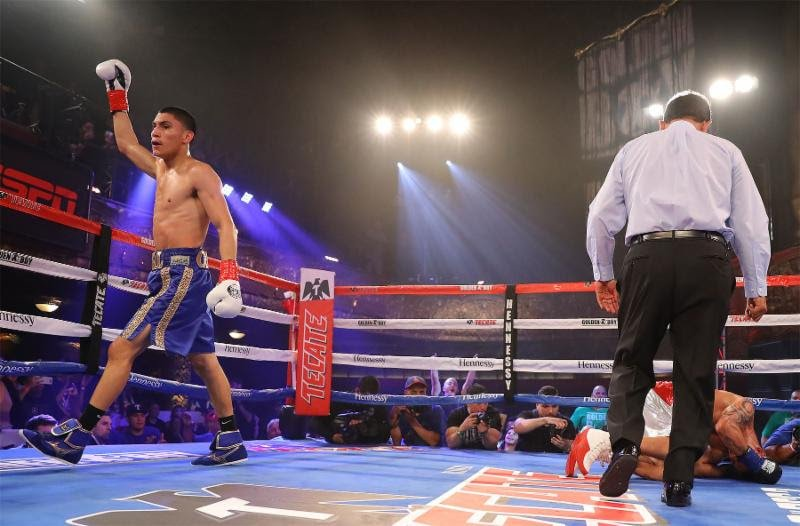 Vergil Ortiz Jr. Boxing News Boxing Results
