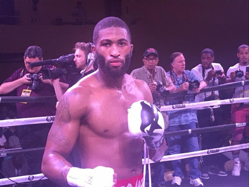 Poindexter Knight Jr. vs. Jean Carlos Sepulveda – Results