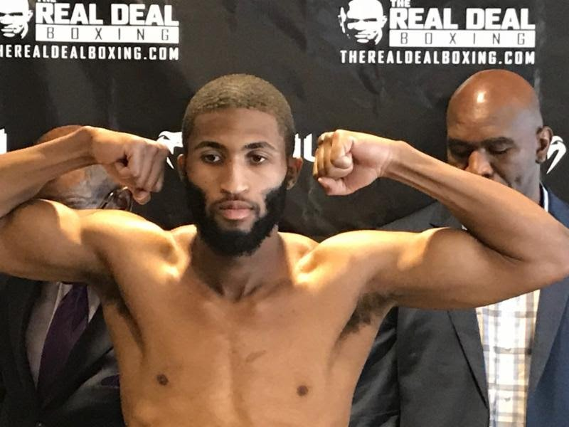 - Undefeated welterweight prospect, Poindexter Knight Jr. is looking to make his splash in his Atlantic City debut this Saturday at Boardwalk Hall when he takes on Jean Carlos Sepulveda in a bout scheduled for four-rounds.