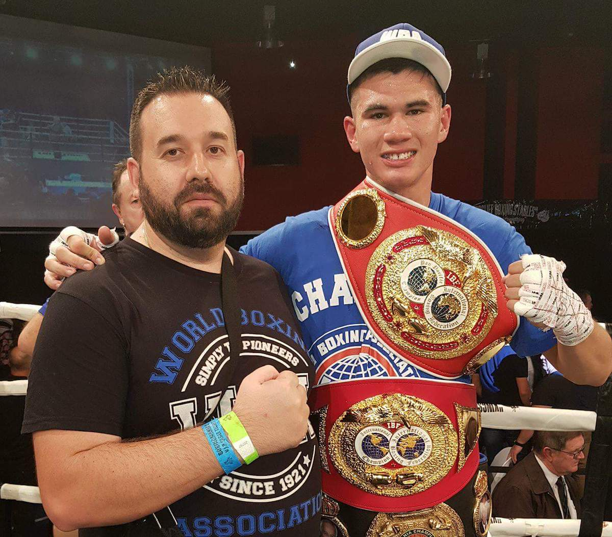 - Brisbane's Reagan Dessaix is looking to bounce back immediately after losing a controversial decision last Friday evening to former IBO World Champion Blake Caparello.
