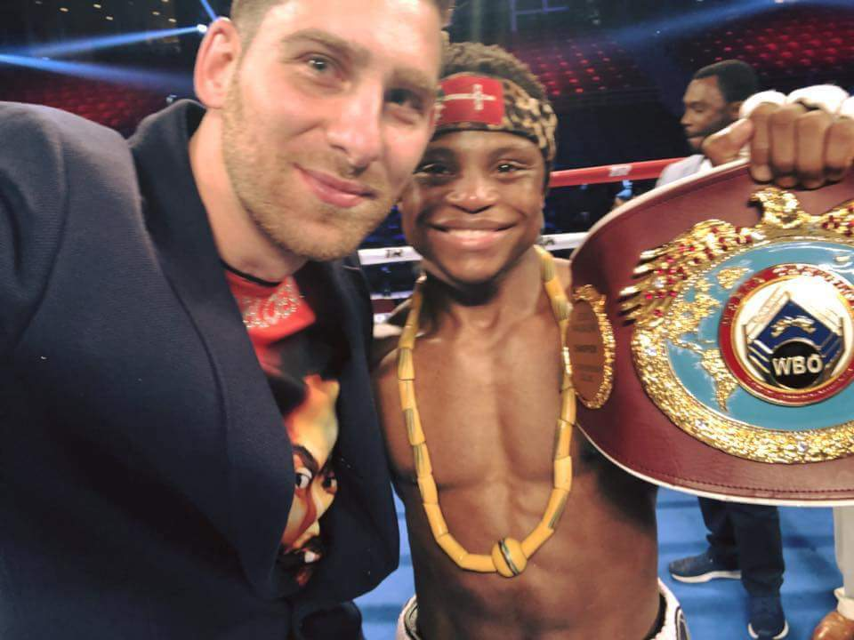 Isaac Dogboe - Australia based boxing matchmaker and promoter, Michael John Altamura has called on Ghana president, Nana Addo Dankwa Akufo-Addo to as a matter of urgency shift the bulk of government support for sports into boxing, which he describes as not only the country's most successful sport, but also it's most successful industry and offered has his availability to help push Ghana boxing to the very top echelons globally.