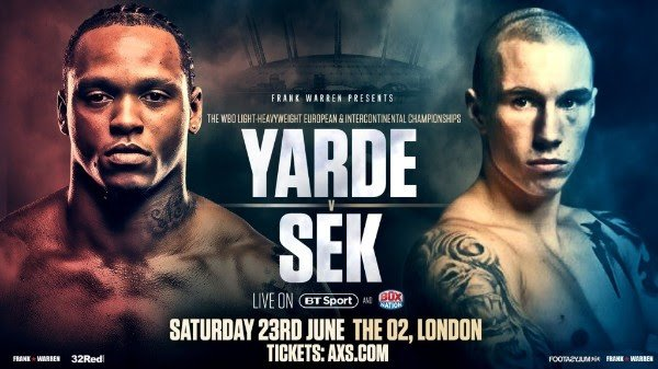 Anthony Yarde - British Boxing