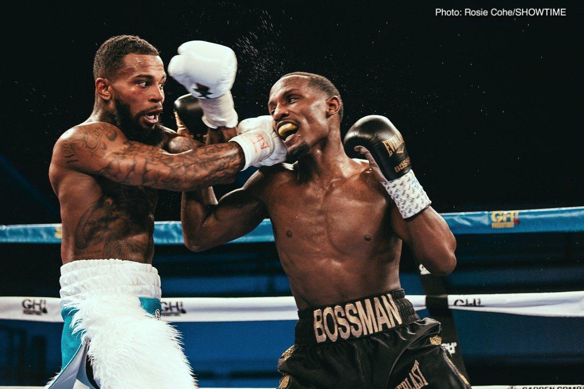 Armando Alvarez Jaron Ennis Boxing News Boxing Results