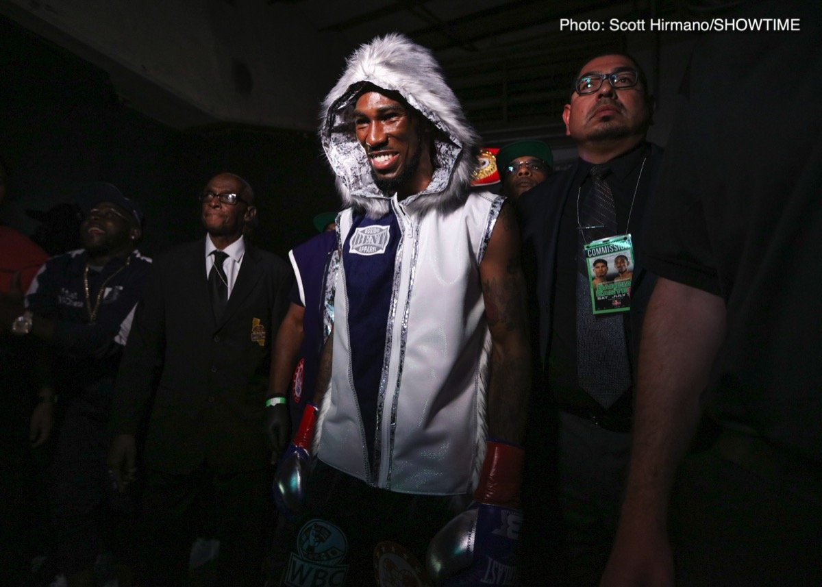 Mikey Garcia Robert Easter Jr. Boxing News Boxing Results Top Stories Boxing