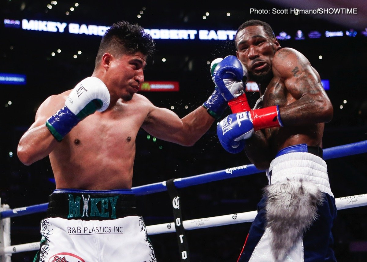 Jessie Vargas, Mikey Garcia - Mikey Garcia (39-1, 30 KOs) could be facing former 2 division world champion Jessie Vargas (29-2-2, 11 KOs) in a welterweight contest on DAZN in the first quarter of 2020. According to Mike Coppinger,