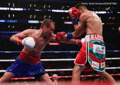 Luis Ortiz Mario Barrios Boxing News Boxing Results Top Stories Boxing