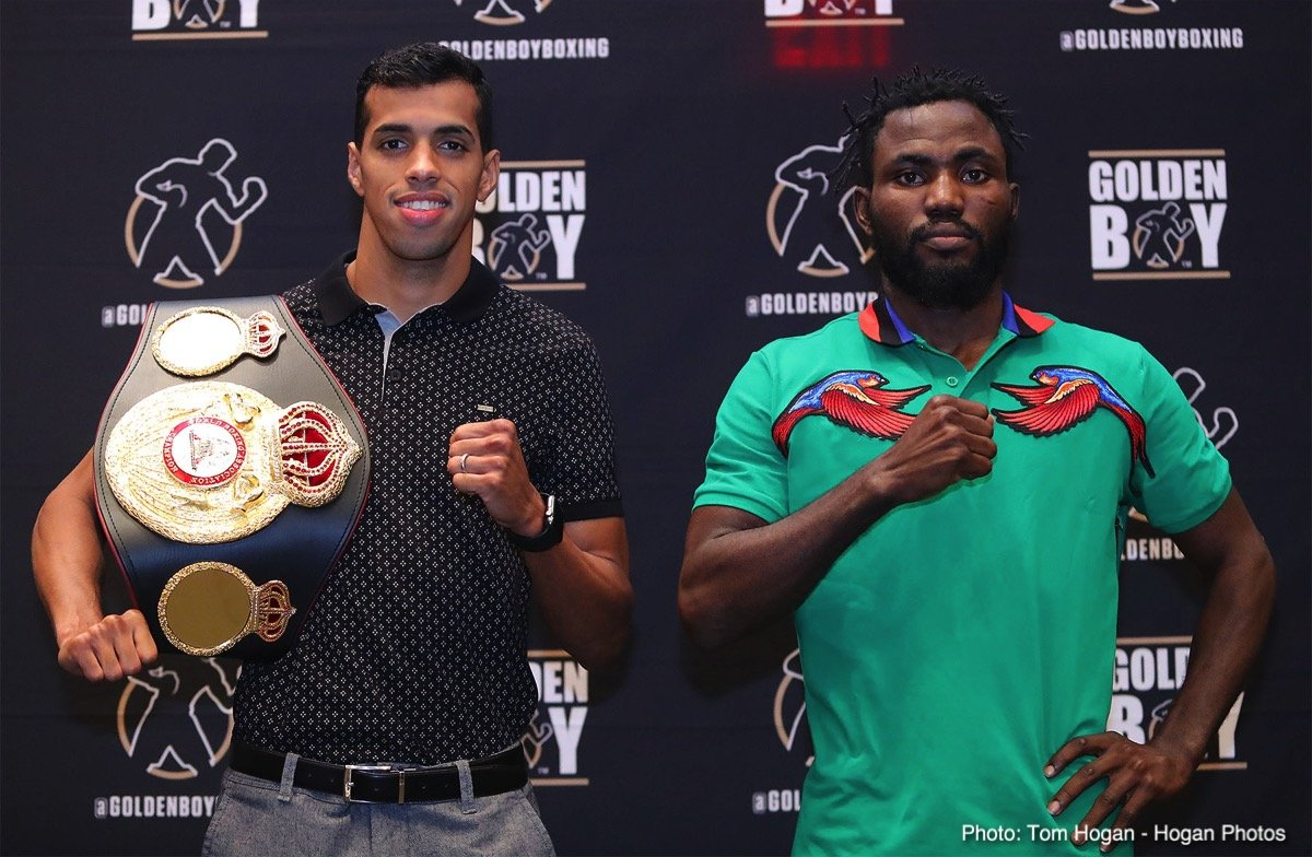 Jaime Munguia Liam Smith Boxing News British Boxing Top Stories Boxing