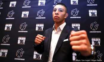Jaime Munguia, Liam Smith - Boxing News