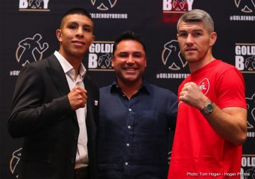 Jaime Munguia Liam Smith Boxing News British Boxing Top Stories Boxing