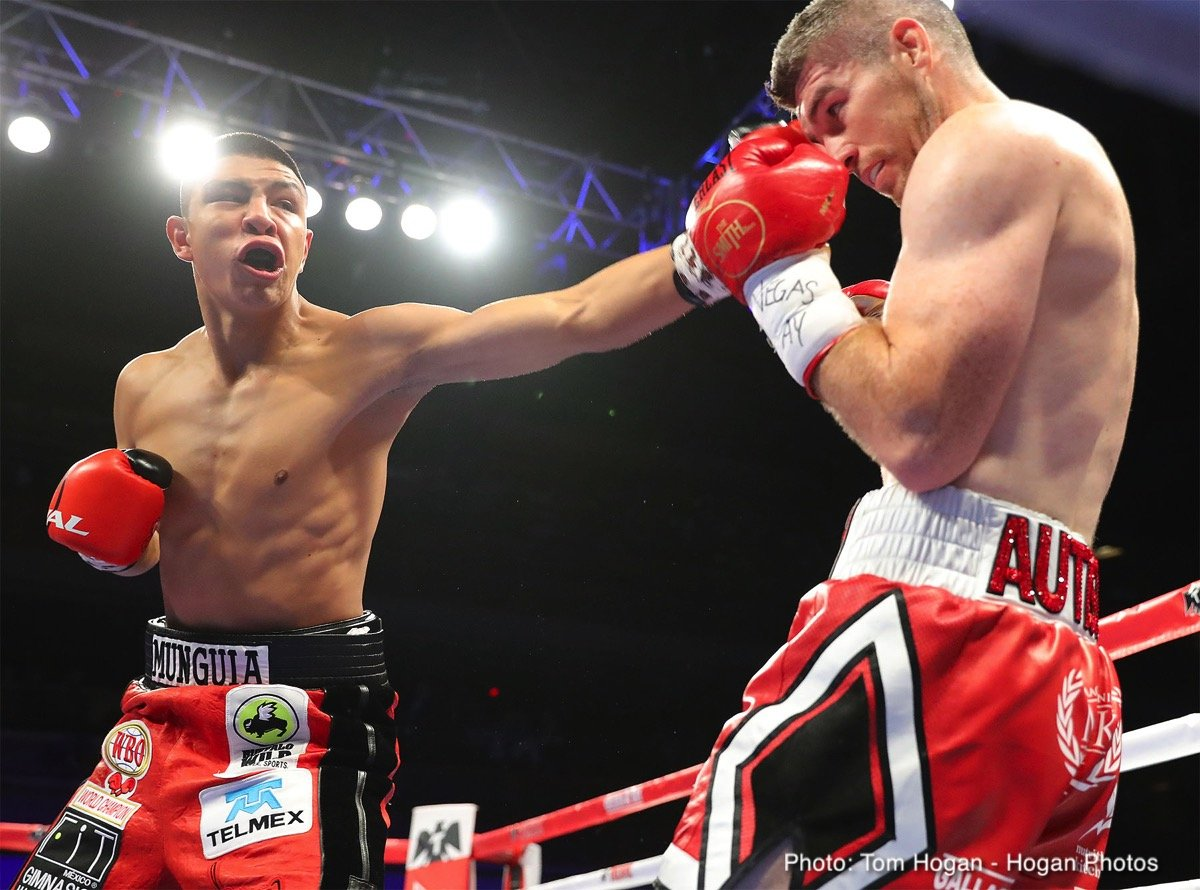 Brandon Cook - 154 pound contender Brandon Cook missed out on a big with with Kell Brook due to the former IBF welterweight champ getting injured, but now the once-beaten Canadian has an even bigger fight – on a much bigger stage. According to a news piece from The Toronto Star, Cook, 20-1, will challenge WBO 154 pound ruler Jaime Munguia on the big Gennady Golovkin-Canelo Alvarez rematch card in Las Vegas on September 15.