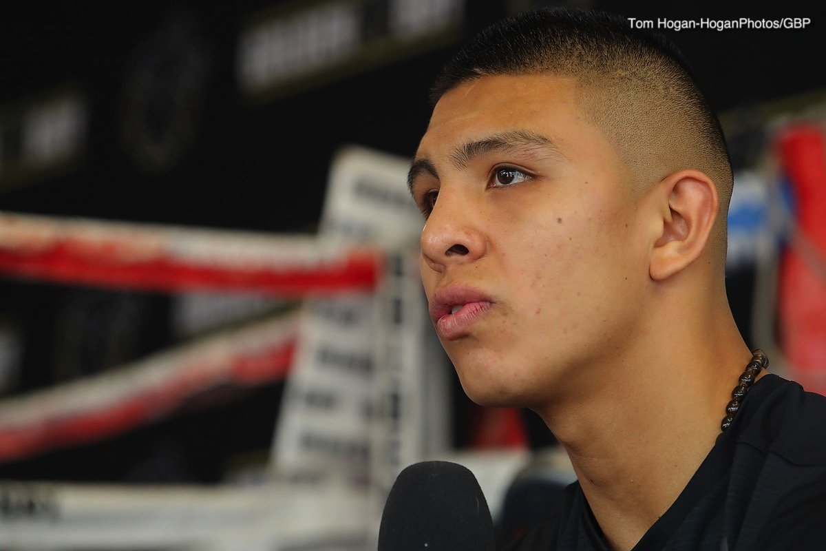 Alberto Machado Jaime Munguia Liam Smith Rafael Mensah Boxing News